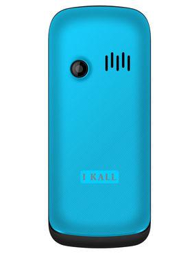 I Kall K55 1.8 inch Dual Sim Mobile - Blue