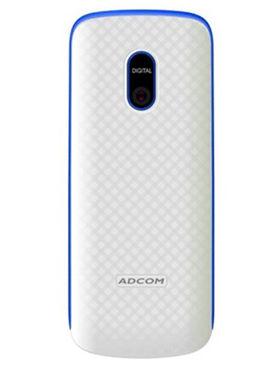 ADCOM Freedom X6 Dual SIM Mobile Phone -  White & Blue