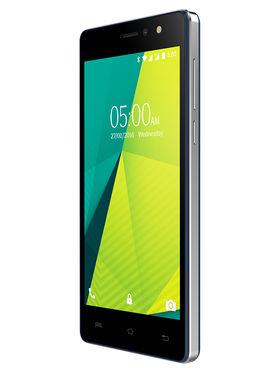 Lava X11 5 Inch Quad Core 4G Smart Phone (RAM : 2GB ROM : 8GB) - Crystal Blue