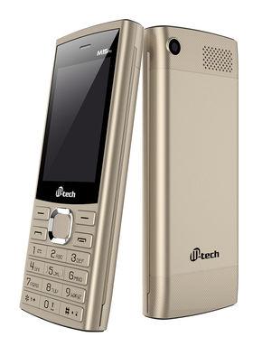 Mtech M15 PRO Dual Sim Feature Phone - GOLD