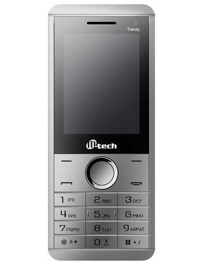 Mtech TRENDY Dual Sim Feature Phone - Grey