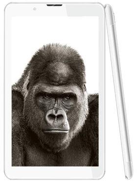 Swipe W74 3G Calling Tablet with Gorilla Glass ( RAM:1GB ROM:8GB Battery:3000 mAh) - White