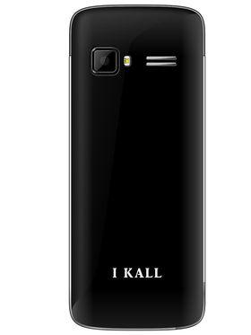 I Kall K34 Dual SIM Mobile Phone - Black