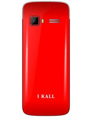 I Kall K35 Dual SIM Mobile Phone - Red