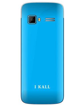 I Kall K35 Dual SIM Mobile Phone - Blue