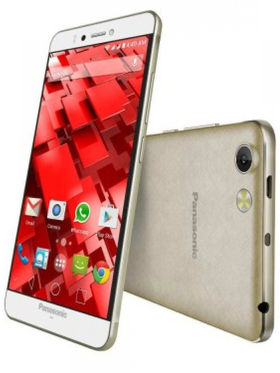 Panasonic P55 Novo Octa Core Processor, Android Kitkat with (2GB RAM : 16GB ROM ) Champagne Gold