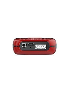 Karbonn K4000 Baahubali (Red & Black)