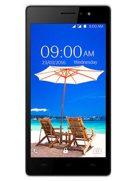 Lava A89 4G Lollipop 5.1 Quad Core Smart Phone (RAM:1GB ROM:8GB Upgradable:Marshmallow 6.0) Black