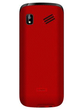 LAVA KKT CURVE - Black & Red