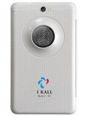 I Kall N3 7 Inch Quad Core 3G Calling Wi-Fi Tablet -White