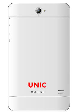 UNIC N1 7 Inch Dual Core 3G Calling Wi-Fi Tablet -White
