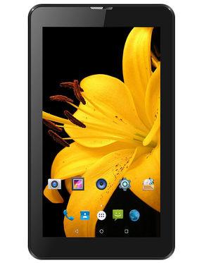 I KALL N2 Kitkat 3G Calling Tablet (RAM : 512 MB : ROM : 4GB) - Black