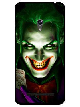 Snooky Designer Print Hard Back Case Cover For Asus Zenfone 4.5 - Green