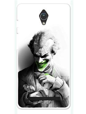 Snooky Designer Print Hard Back Case Cover For Asus Zenfone C ZC451CG - Grey