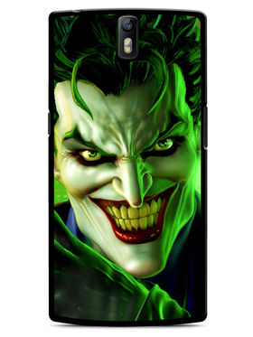 Snooky Designer Print Hard Back Case Cover For OnePlus One - Green