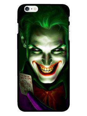 Snooky Designer Print Hard Back Case Cover For Apple iPhone 6S - Green