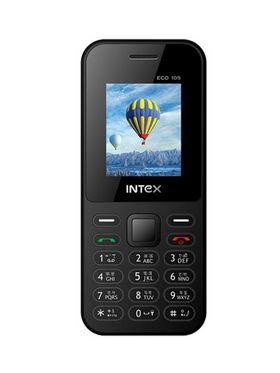 Intex Eco 105 Dual Sim Phone - Blue