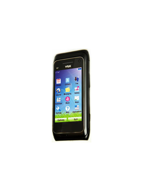 VOX Ie7 (Full Touch Screen:Slider:Qwerty Keypad) - Black
