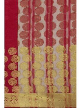 Admyrin Zari Woven Dupion Silk Saree -adm02