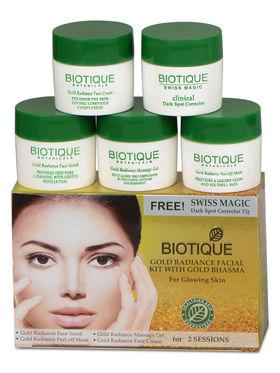 Biotique Swiss Magic Facial Collection