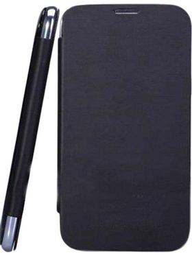 Camphor Flip Cover for Sony Xperia L - Black
