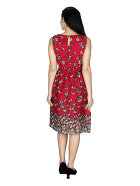 Sai Arisha Printed American Crepe Dresses -ars01