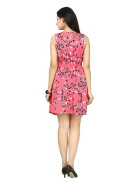 Arisha Crepe Printed Dress DRS1052_Rani-M