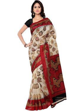 Florence Bhagalpuri Printed  Sarees -FL-11200