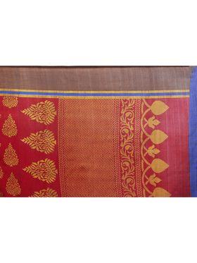 Florence Printed Bhagalpuri Silk Sarees FL-11682