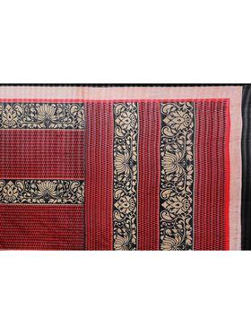 Florence Printed Bhagalpuri Silk Sarees FL-11696