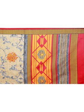 Florence Printed Bhagalpuri Silk Sarees FL-11712