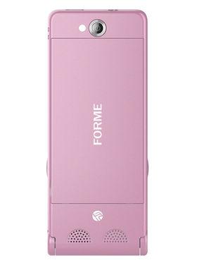 Forme W350 1.8 Inch Dual Sim Mobile - Pink