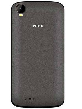 Intex Aqua Speed Quad Core 1.3Ghz, Upgradable LOLIPOP 3G Smartphone - Grey