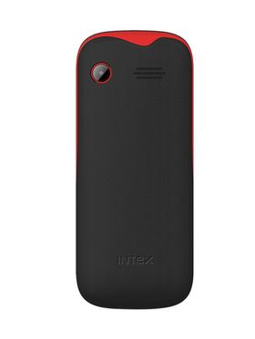 Intex Turbo Ego 2.4 Inch - Black & Red