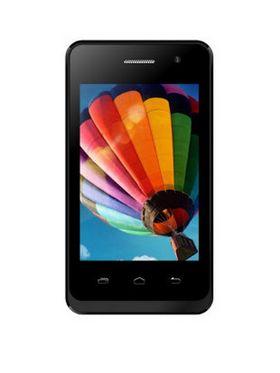 Intex Aqua R3 Smart Mobile Phone - Black