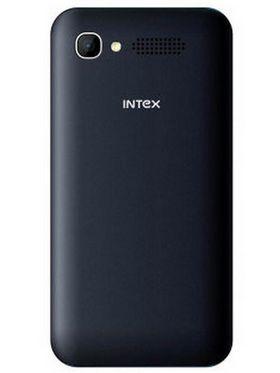 Intex Aqua Y2 Pro Smart Mobile Phone - Blue & Silver