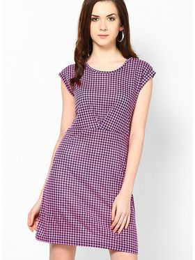 Kaxiaa Polyester Printed Dresses -K-764A