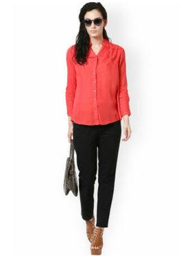 Kaxiaa Rayon Plain Womens Shirt -K-962B