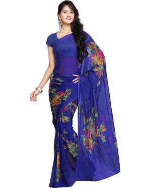 Arisha Georgette Printed Saree -Khgjsar6251