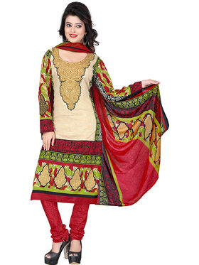 Khushali Fashion Crepe Printed Unstitched Dress Material -KPNDV22001