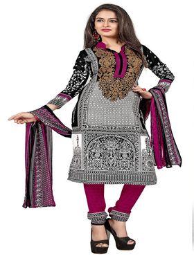 Khushali Fashion Crepe Printed Unstitched Dress Material -KPNDV33002