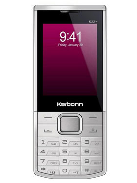 Karbonn K22 Plus Dual Sim With Whatsapp - White