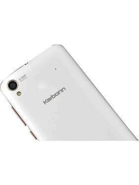 Karbonn Titanium Mach One Plus Quadcore, 2GB RAM, 16GB ROM - Silver