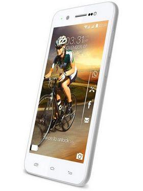 Karbonn Machone Titanium S310 Android Kitkat, 8 MP Camera, Quad Core Processor, 1 GB RAM, 8 GB ROM - White & Silver