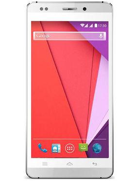 Karbonn Titanium Dazzle3 S204 Android Lollipop with 1GB RAM & 8GB ROM - White