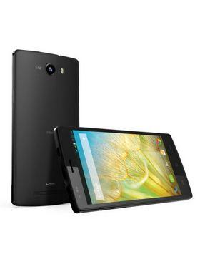 LAVA IRIS Alfa smart phone 5 inch IPS, Android Kitkat, 1GB RAM, 8GB ROM - Black