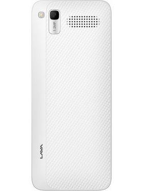 Lava Spark 252 Dual Sim - White
