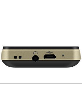 Lava KKT Uno+ Dual Sim Phone - Black & Gold