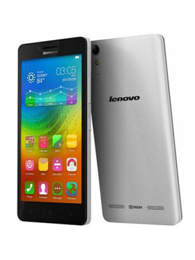 Lenovo A6000 4G LTE Dual SIM with 1 GB RAM and 8 GB ROM - White