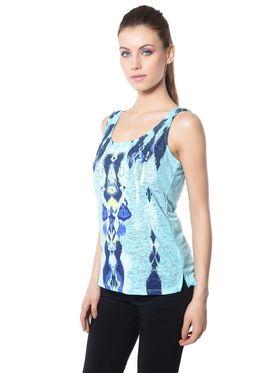 Meira Cotton Solid Top - Multicolor - METSE-110